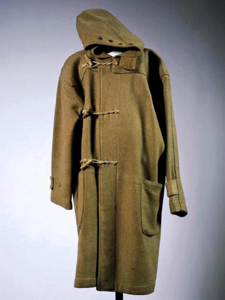 Duffle coats?