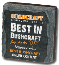 best-in-bushcraft-award