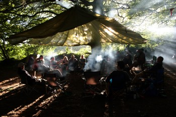 Bushcraft Community Sharing