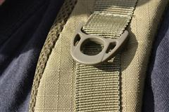 plastic bag buckle clip loop
