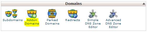 Alt Addon Domain Icon